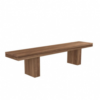 Ethnicraft Teak Double bench