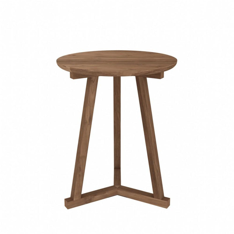 buy Ethnicraft Teak Tripod Side Table online
