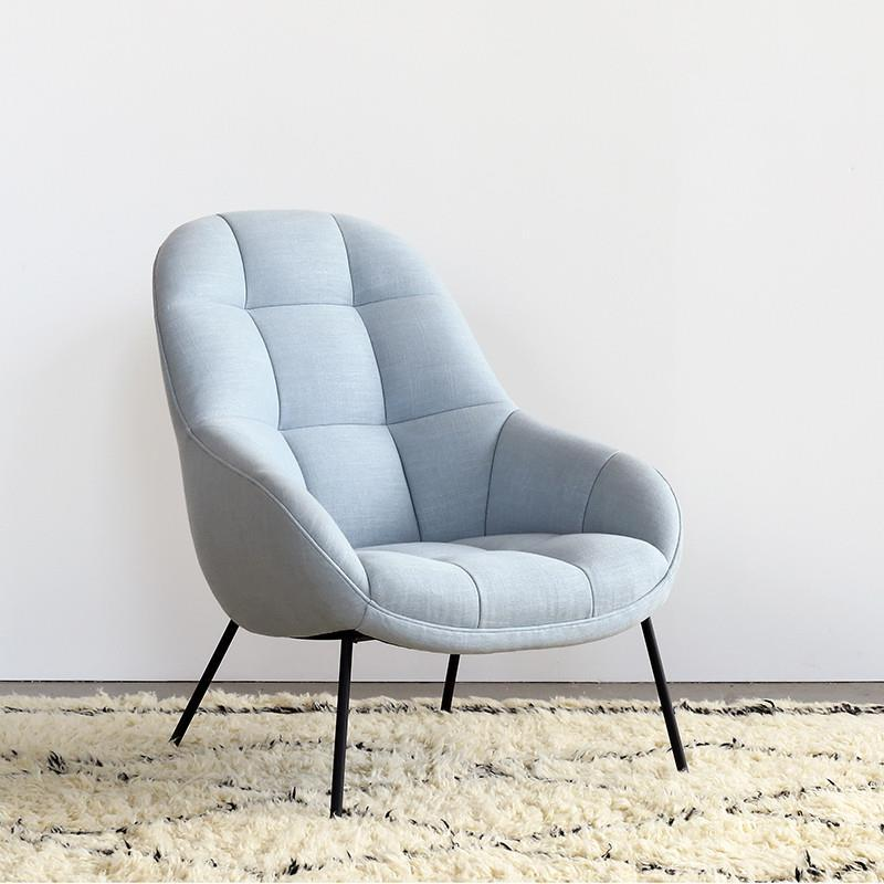 Mango Chair in Duck Egg Blue