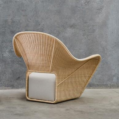 buy Manta Indoor Lounge Chair - Designed by Henrik Pedersen online