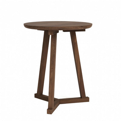 buy Ethnicraft Walnut Tripod side table online