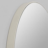 buy Round Flynn Mirror in Grey online