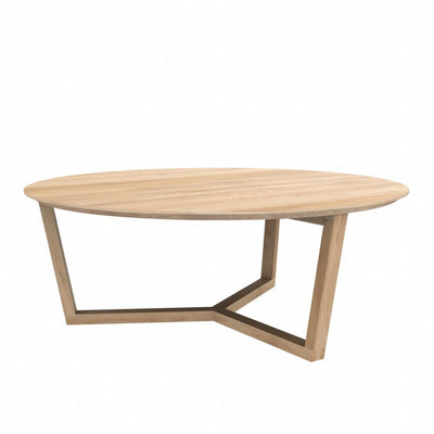 Ethnicraft Tripod Coffee Table - 96cm