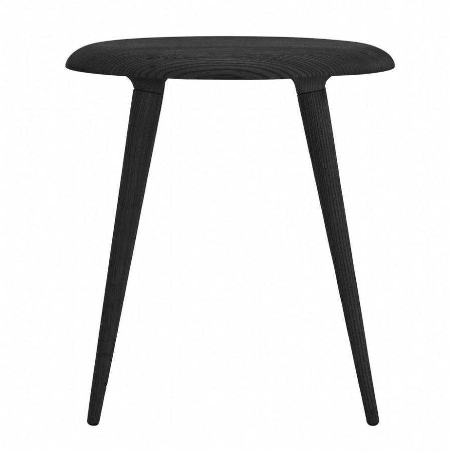 NOFU 644 Low Stool - Black Ash