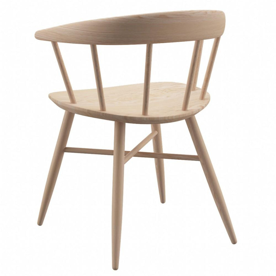 NOFU 651 Dining Chair - Natural Ash