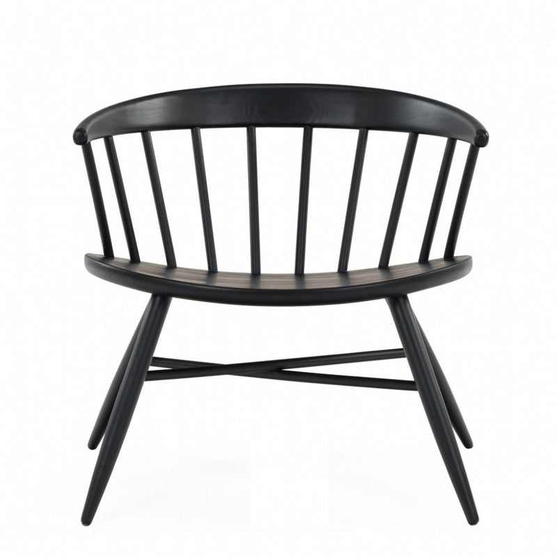 buy NOFU 652 Lounge Chair - Black Ash online