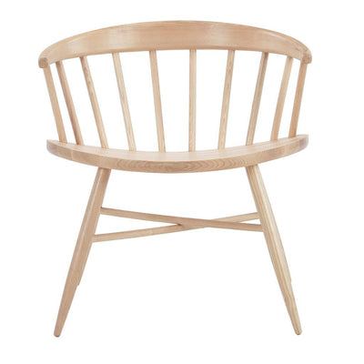 NOFU 652 Lounge Chair - Natural Ash
