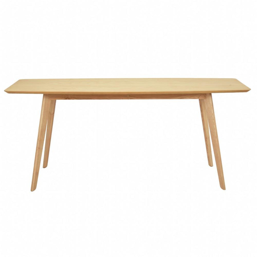 NOFU 653 Rectangular Dining Table - Natural Ash