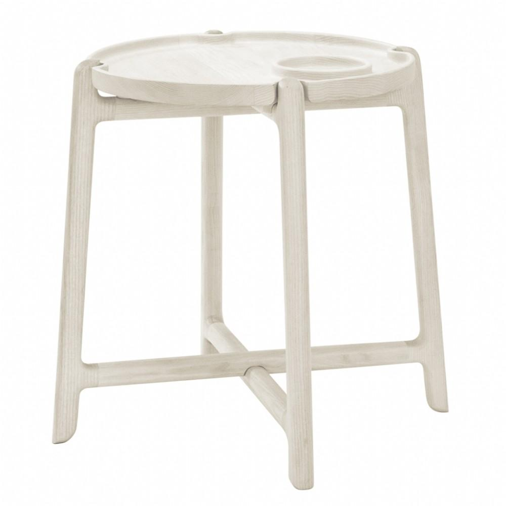 NOFU 740 Tray Table - White Ash