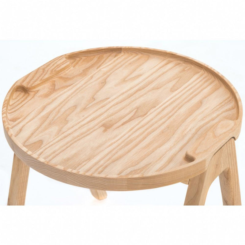 NOFU 741 Tray Table - Natural Ash