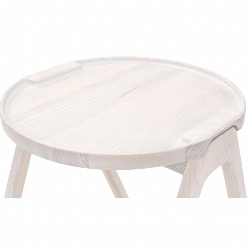 NOFU 741 Tray Table - White Ash