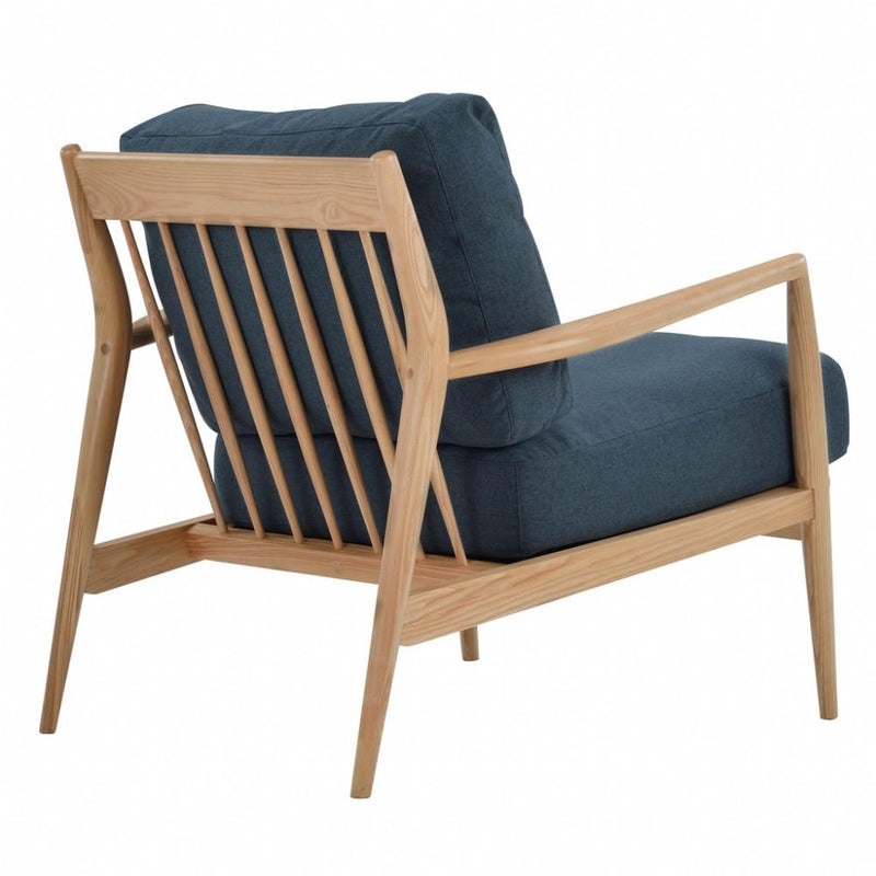 buy NOFU 805 Chair - Blue/Natural Ash online