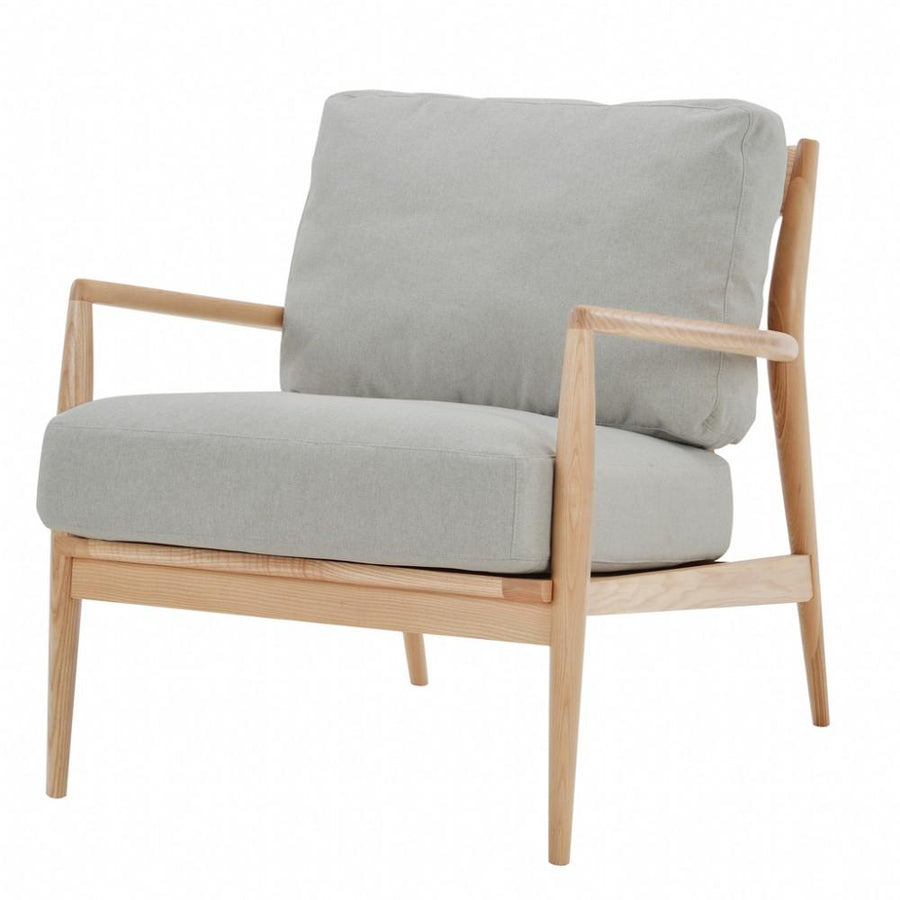 NOFU 805 Chair - Dust Grey/Natural Ash