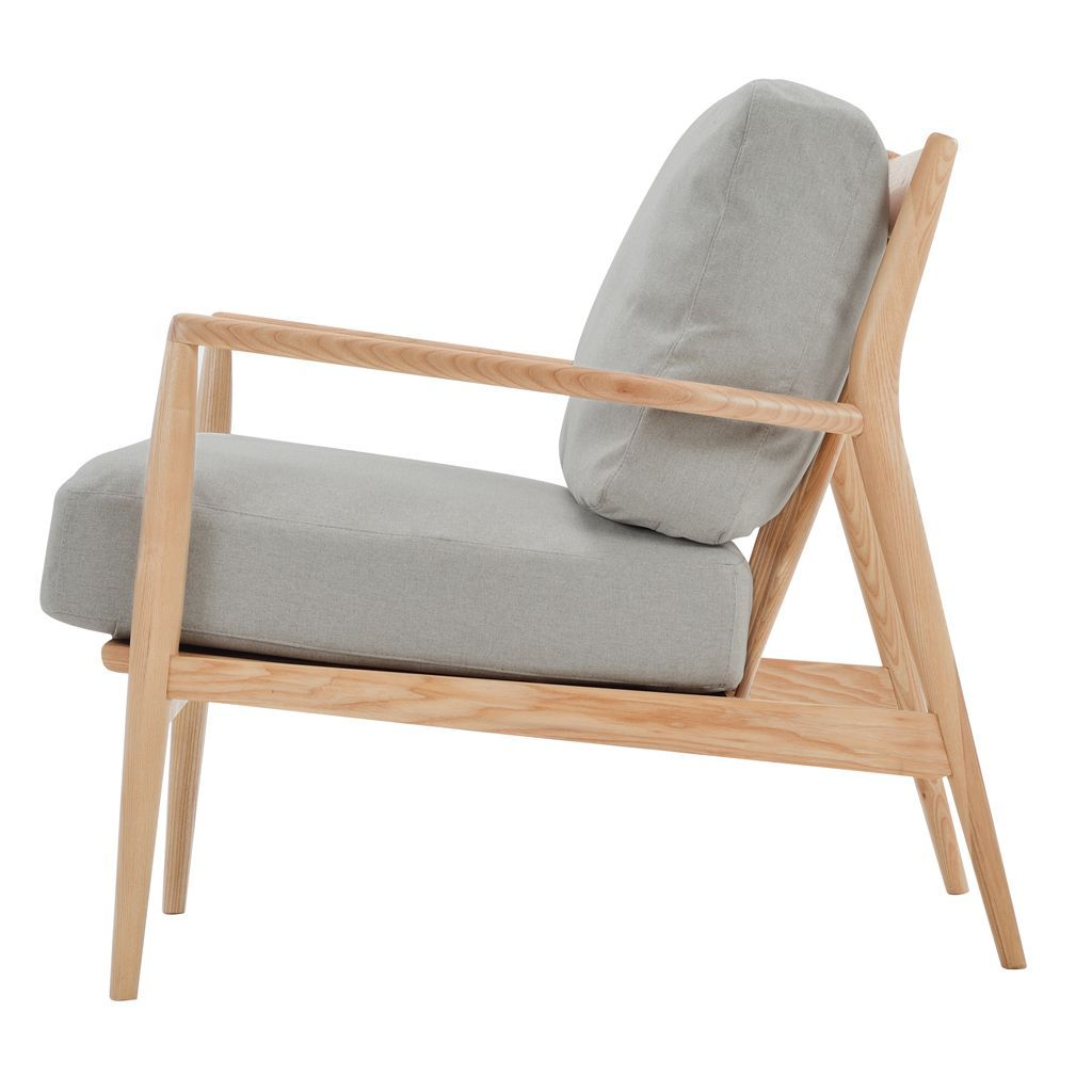 buy NOFU 805 Chair - Dust Grey/Natural Ash online