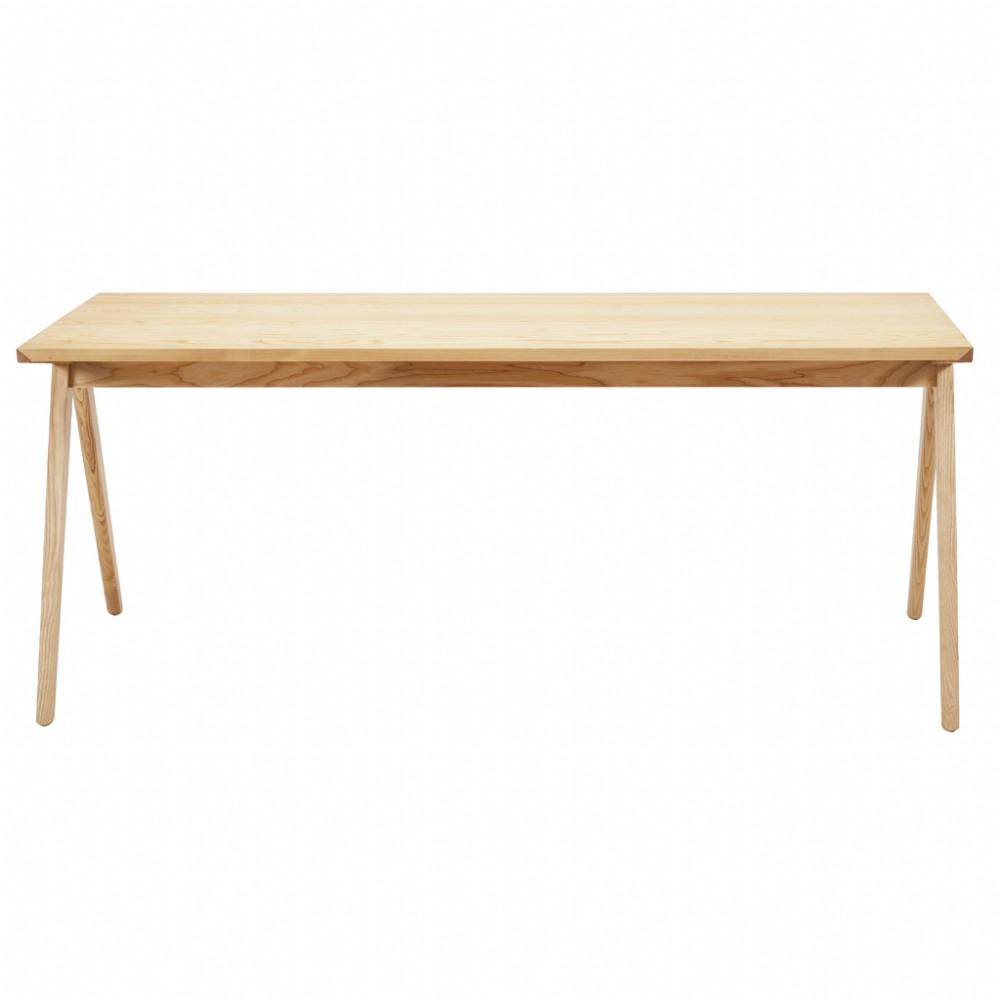 Cool Nofu 858 Dining Table Natural Ash Curious Grace Download Free Architecture Designs Rallybritishbridgeorg