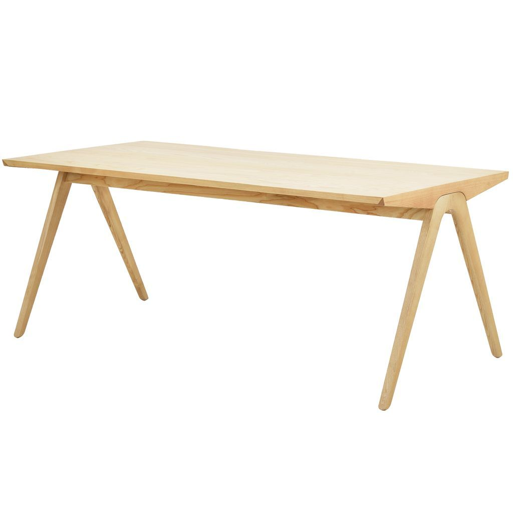 NOFU 858 Dining Table - Natural Ash