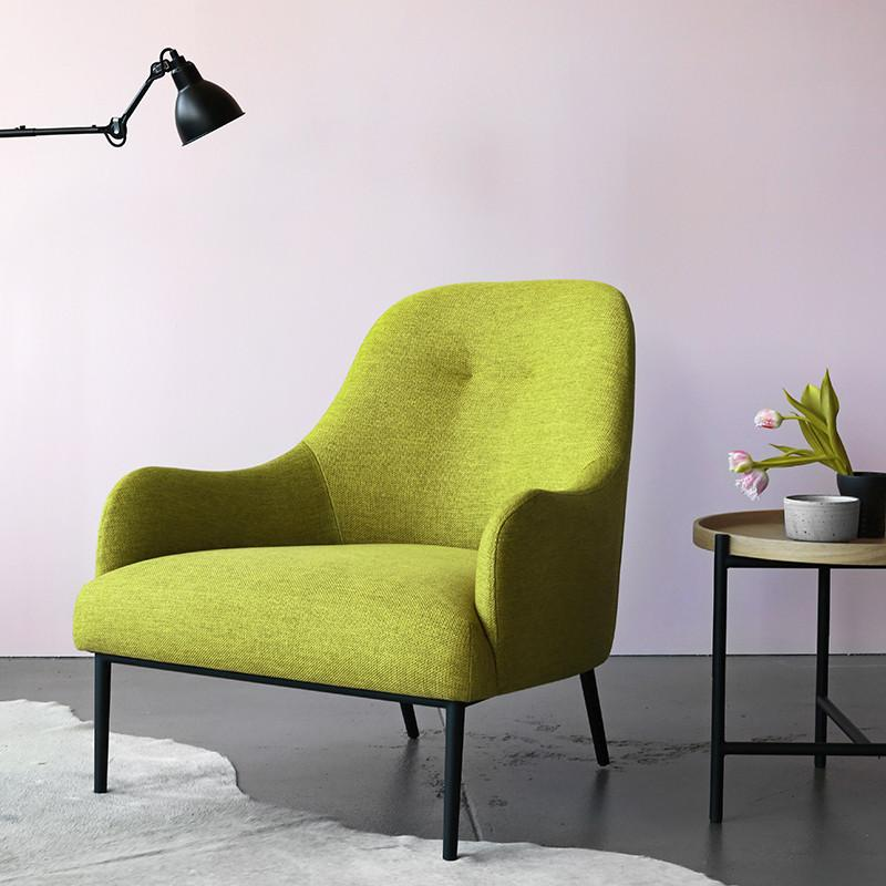 Anders Chair in Lime