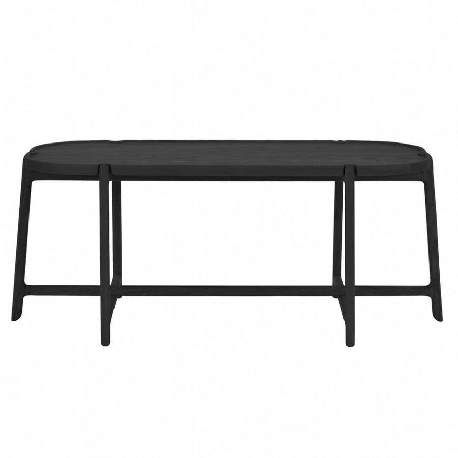 NOFU 910 Coffee Table - Black Ash