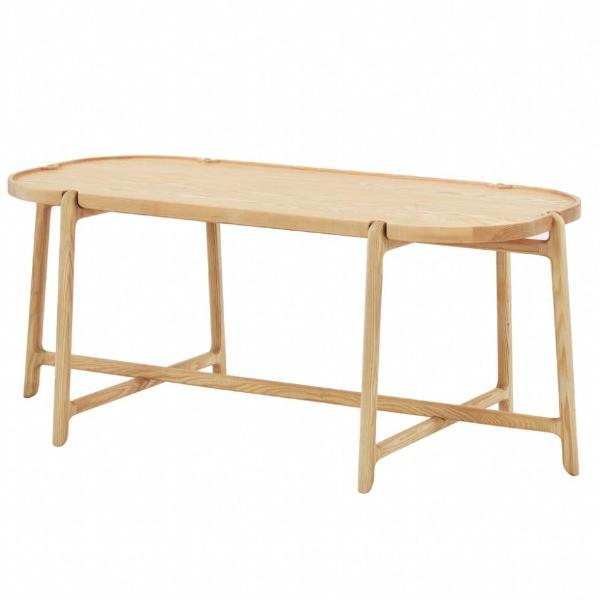 buy NOFU 910 Coffee Table - Natural Ash online