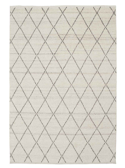 buy Natural Berber Knot Atlas - Armadillo Floor Rug online