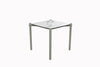 La Vie Side Table - White