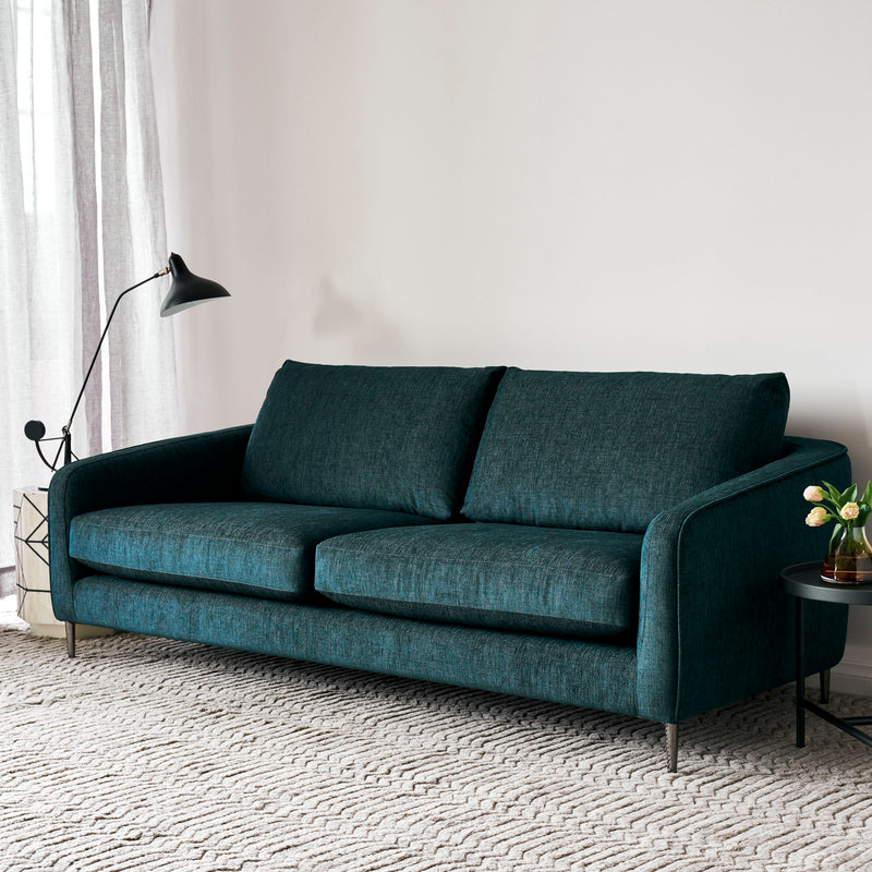 Clement Sofa in Teal