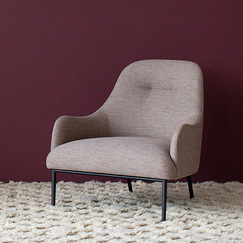 Anders Chair in Soft Brown