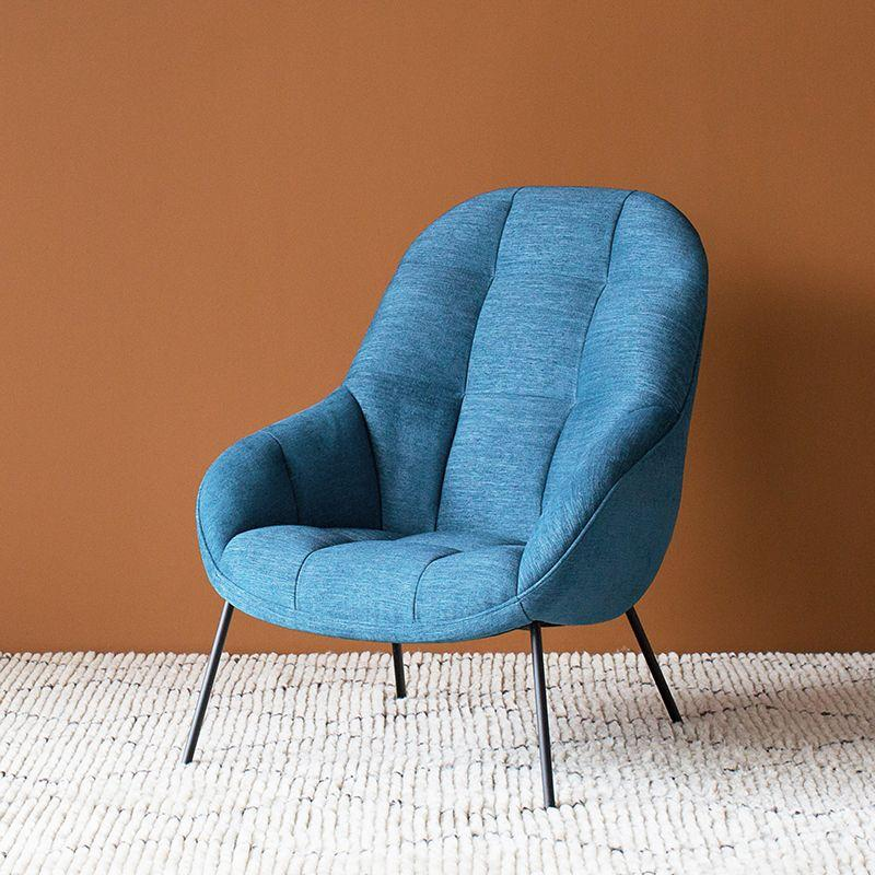 Mango Chair in Mid Blue