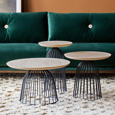 buy Wire Basket Table - Medium online