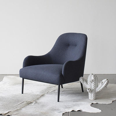 Anders Chair in Denim Blue