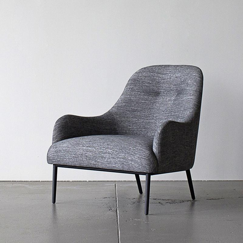 Anders Chair in Grey