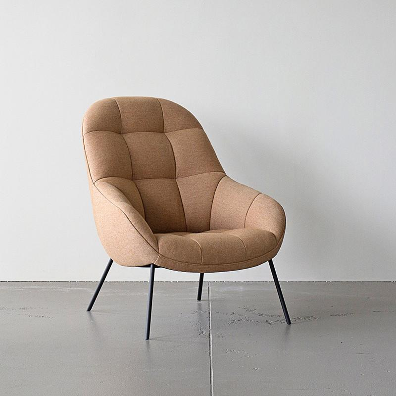 Mango Chair in Soft Orange