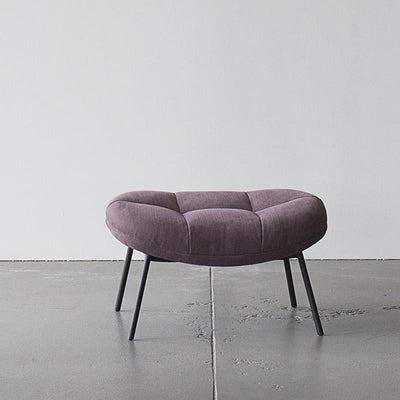 Mango Stool in Plum