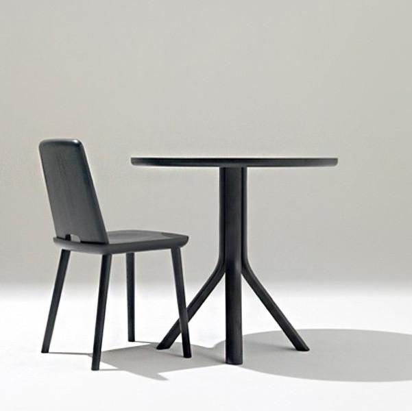 Sipa Three Low Table 800 Black