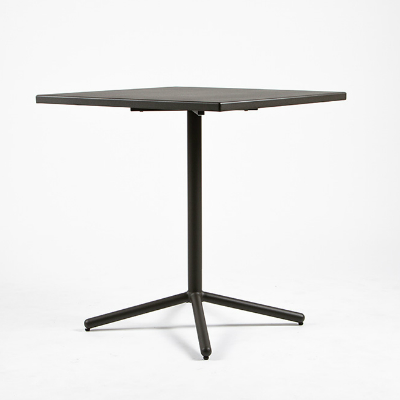 Maiori A600 Bistro Table Charcoal