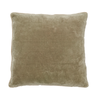 100% Cotton Natural Velvet Cushion