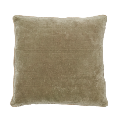 buy 100% Cotton Natural Velvet Cushion online