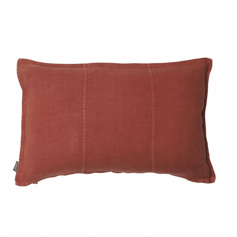 100% Pre Washed Linen Cushion - Rosetta