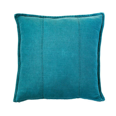 100% Pre-washed Ocean Linen Cushion