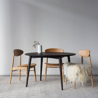 buy Dining Table 167 Round by Feelgood Designs - Designed by Takahashi Asako online