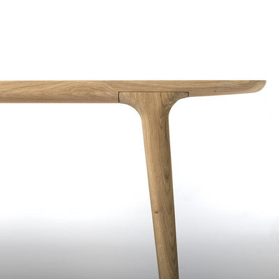 Fawn Oak Dining Table