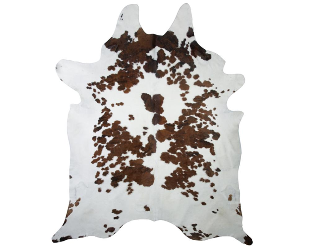 Tri-Coloured Cowhide Rug