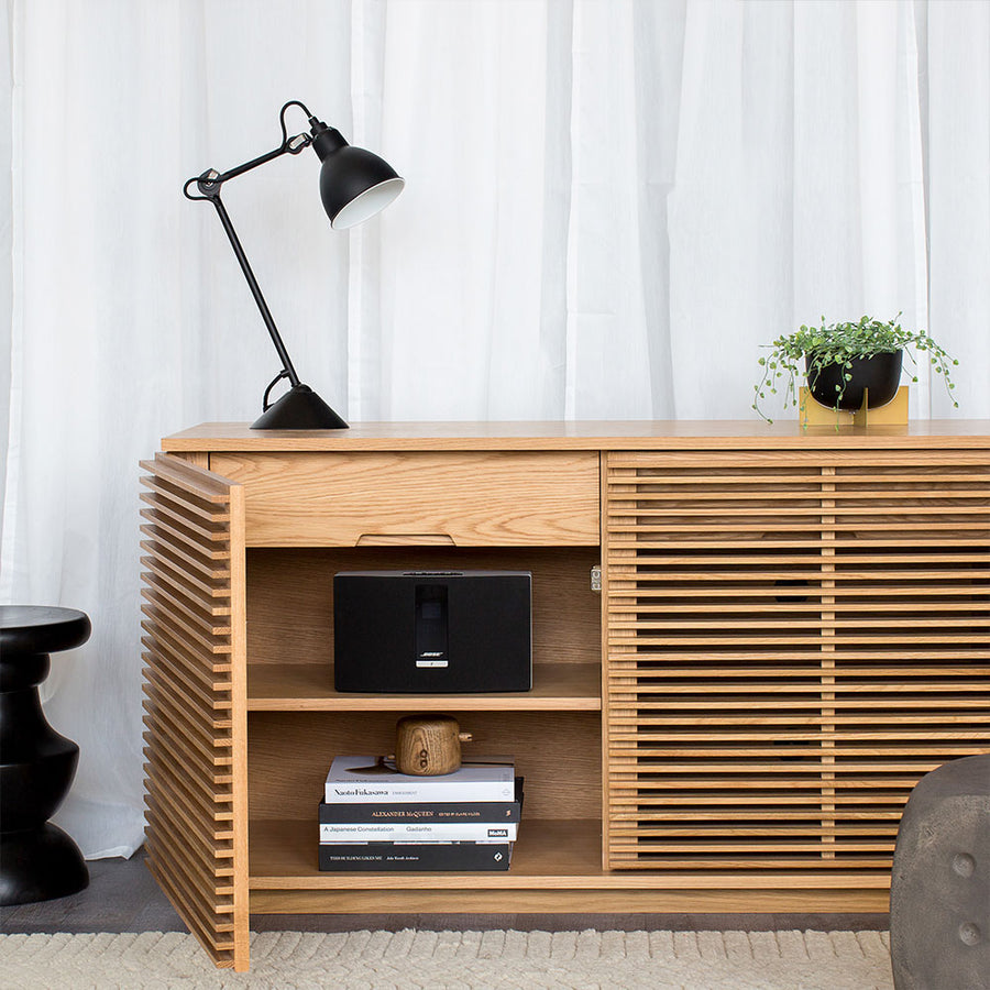 Line Series Sideboard Small designed by Nathan Yong