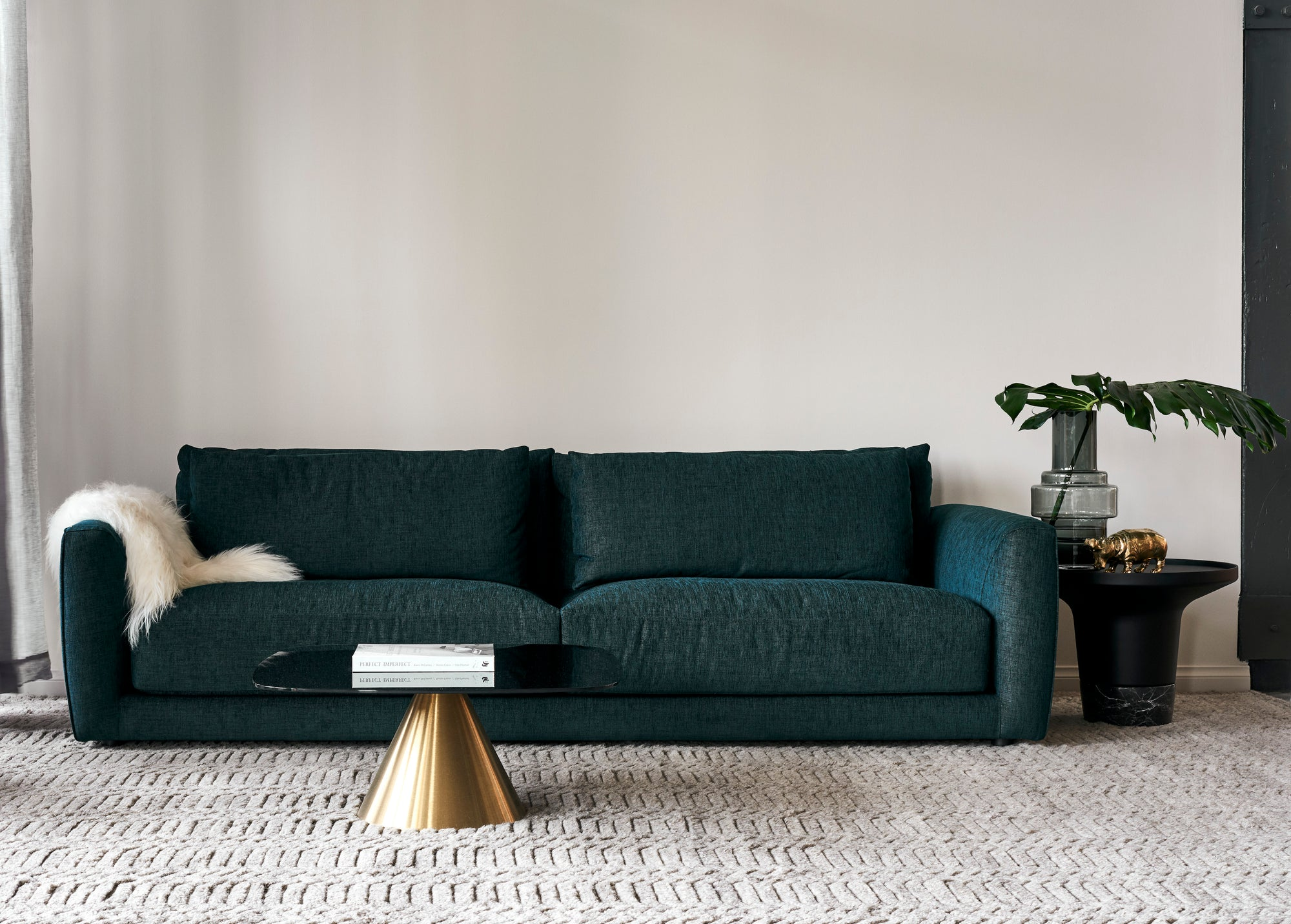 Lukas Sofa in Teal