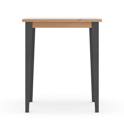 buy Industrial M Bar Table - Graphite online