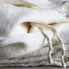 Duvet Cover in White - Bedouin Societe
