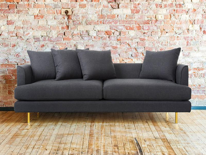 buy Margot Oxford Zinc Sofa online