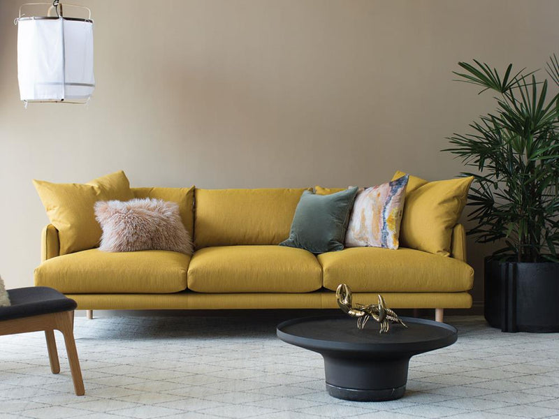 Nest Sofa in Amber