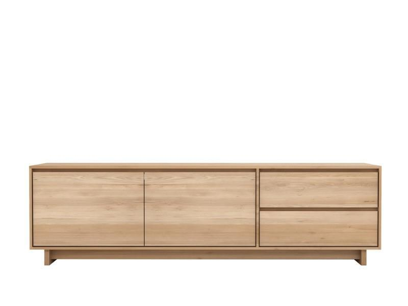 buy Ethnicraft Oak Wave TV Unit 210 online