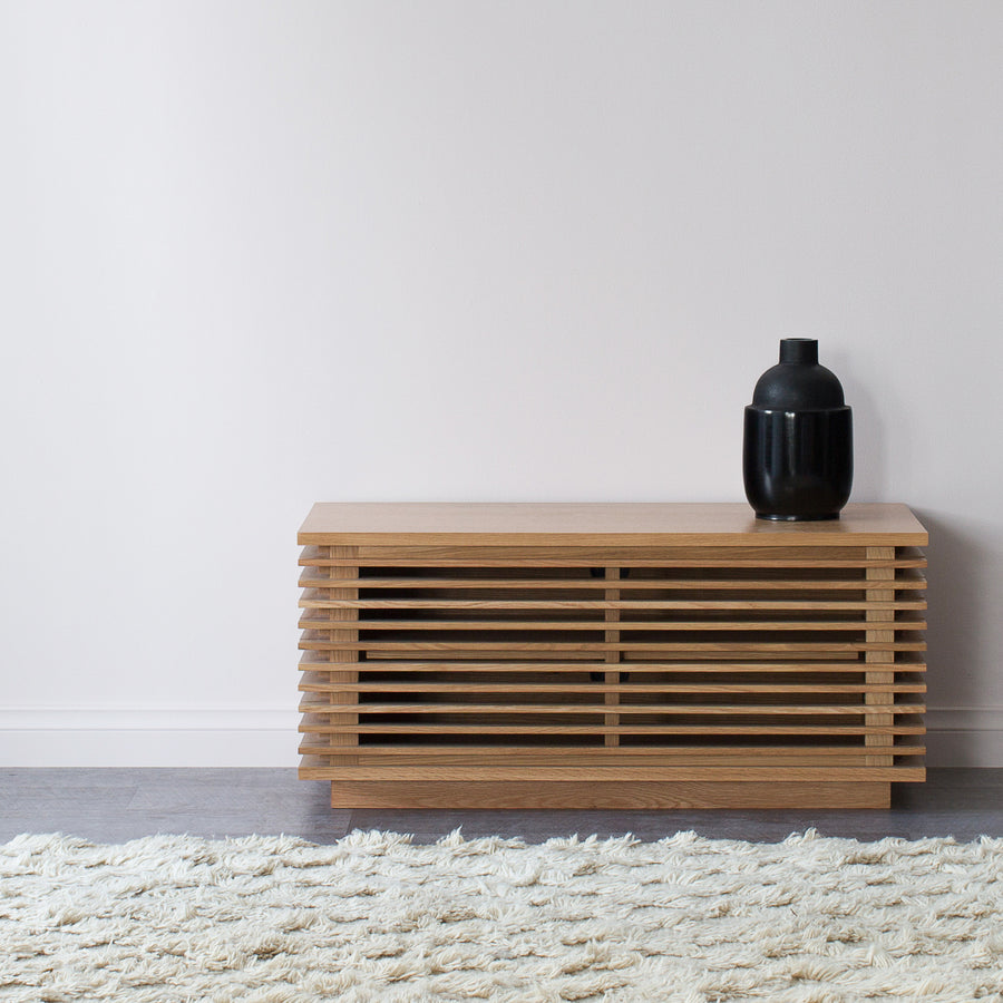 Line Series TV Media Console 35 designed by Nathan Yong